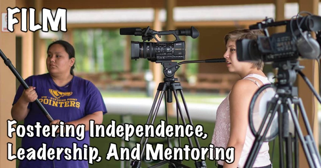 FILM - Fostering Independance, Leadership, and Mentoring