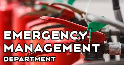 Emergency Management Banner