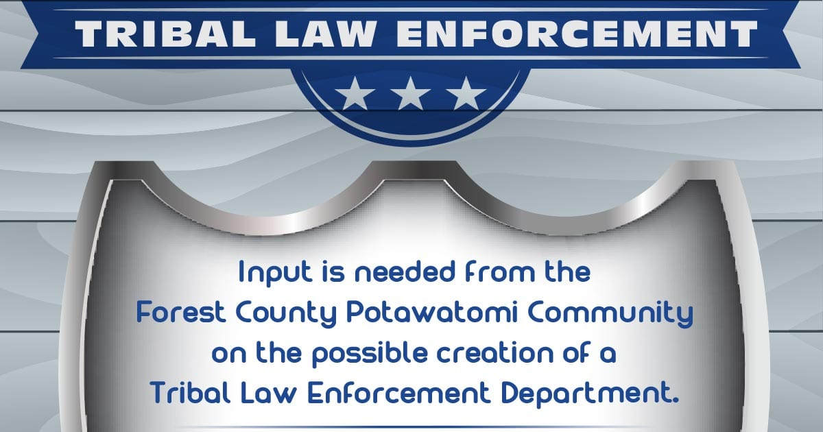 Tribal Law Enforcement