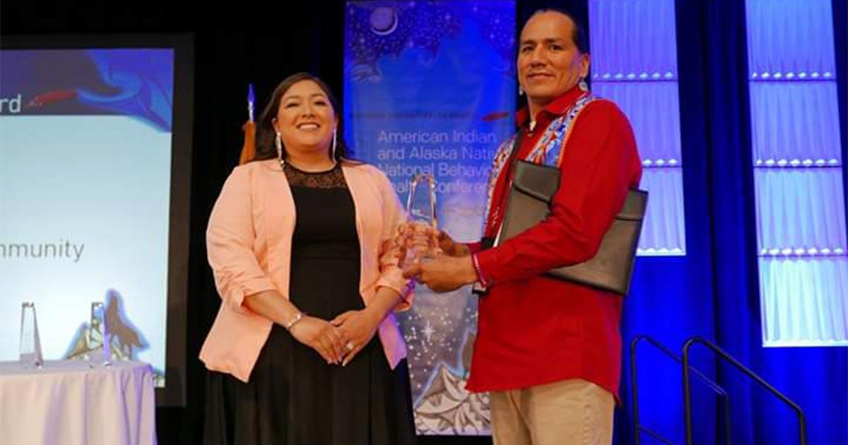 Hope & Healing Award